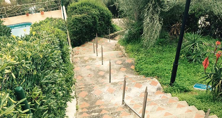 Escaleras Sant Jaume - Alaior