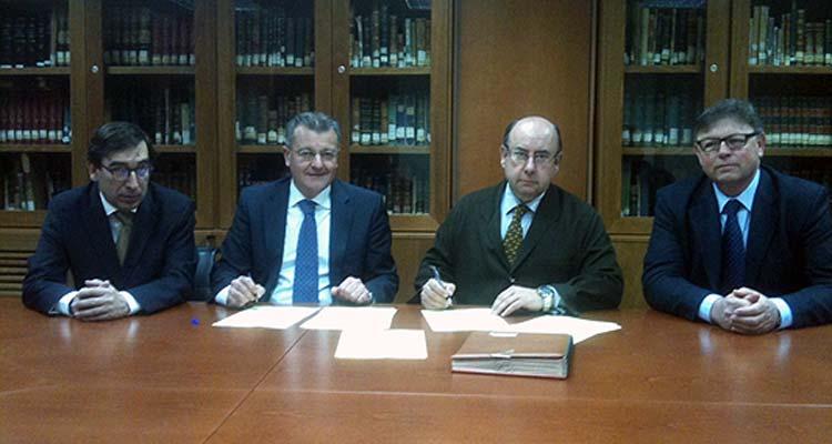 Firma actuacions ambientals a la finca Alfuri de Dalt