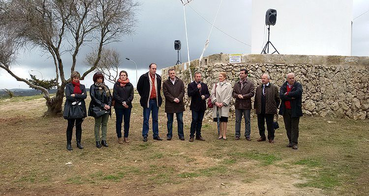 Inauguració Molí del Camí Vell de Maó