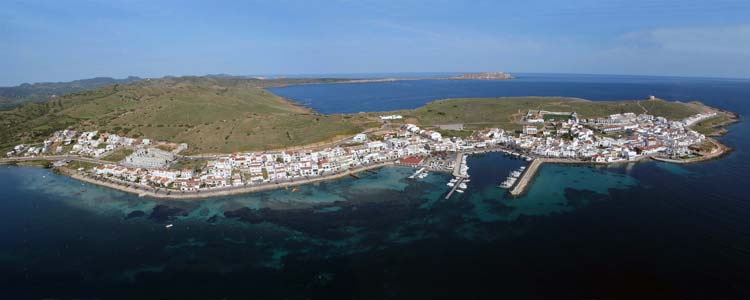 Panoramica Fornells
