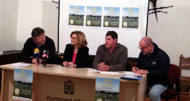 Aumenta la participación en la Fira del Camp de Menorca