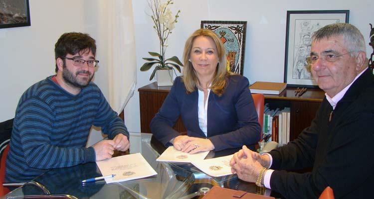 Águeda Reynés y Francisco Pons Olives