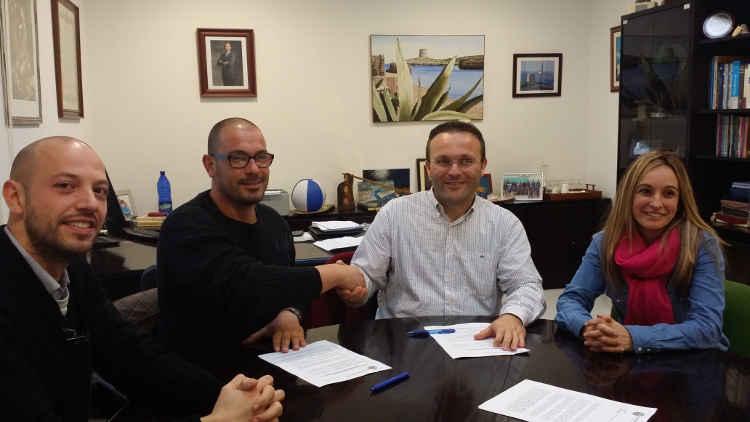 Firms Cristobal Coll i Rosendo Pons