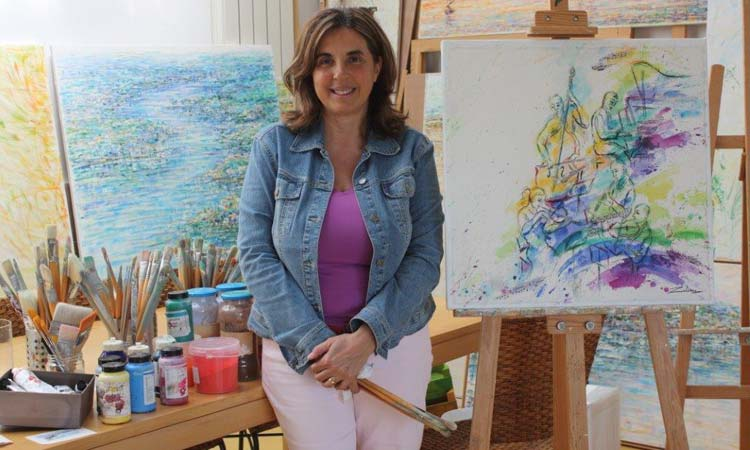 Zulema Bagur - Artista Menorquín