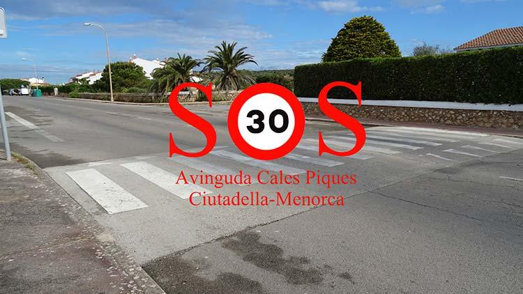 SOS Avinguda Cales Piques