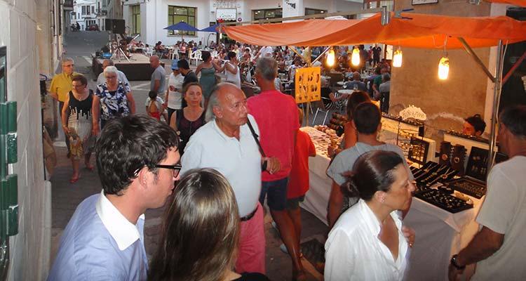 Mercat de Nit Alaior - Menorca