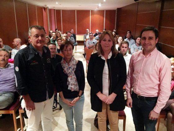 Águeda Reynés y Juana Francis Pons Vila