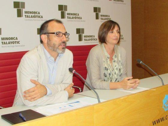 Biel Barceló i Maite Salord