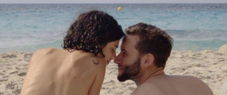 Una escena de la película Isla Bonita