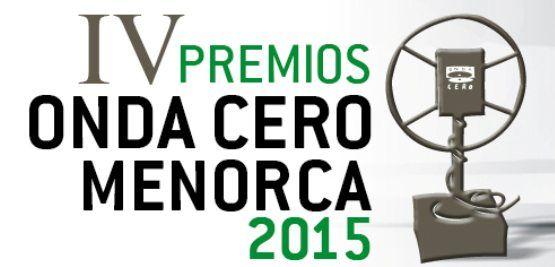 IV Premios Onda Cero Menorca