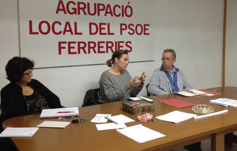 Gracia Mercadal y Javier Tejero