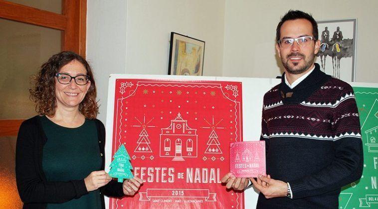 María Membrive y Héctor Pons