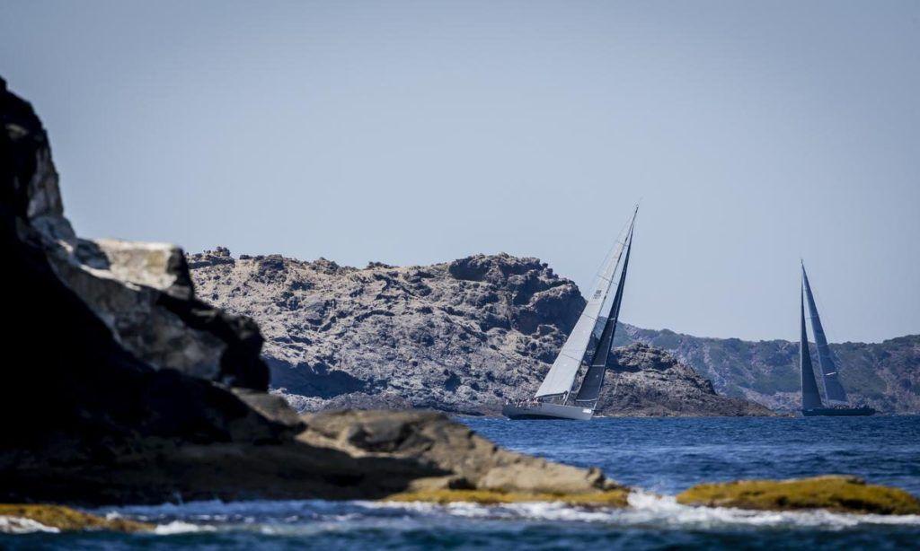 Regata Menorca Maxi 2014