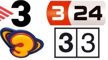 Les emissions dels canals Súper 3, 33 i 3/24 tornen a Balears
