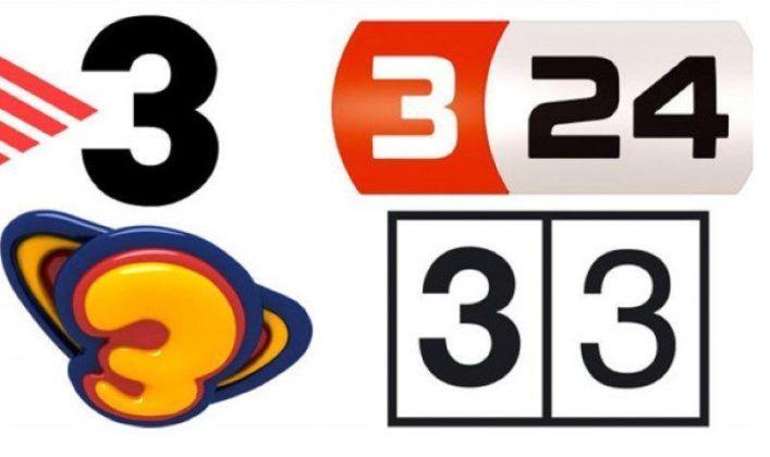 Canals de televisió catalans