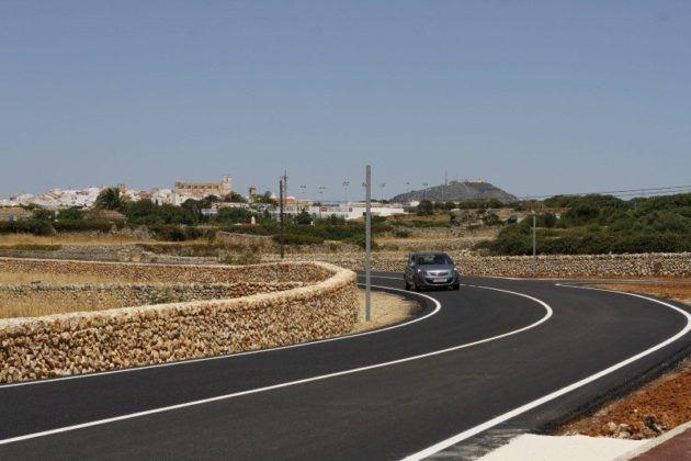 Carretera Torralba