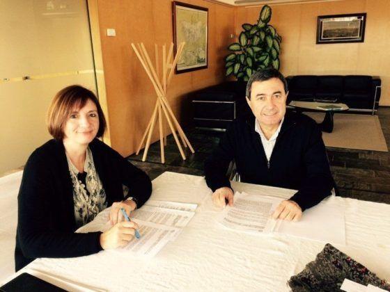 Francesc Ametller i Maite Salord