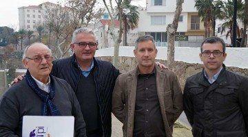 Jaume Font y Nicolás Bordoy