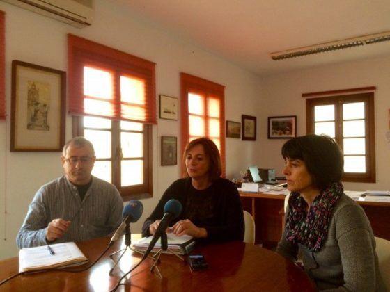 Josep Carreres, Joana Gomila i Maite Salord