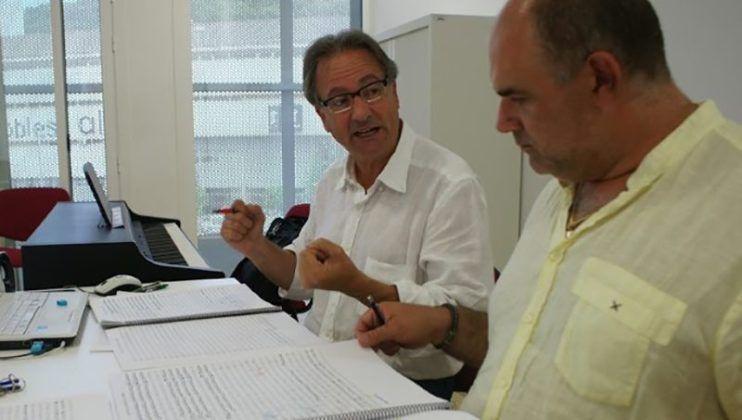 Mario Errea i Josep Colom