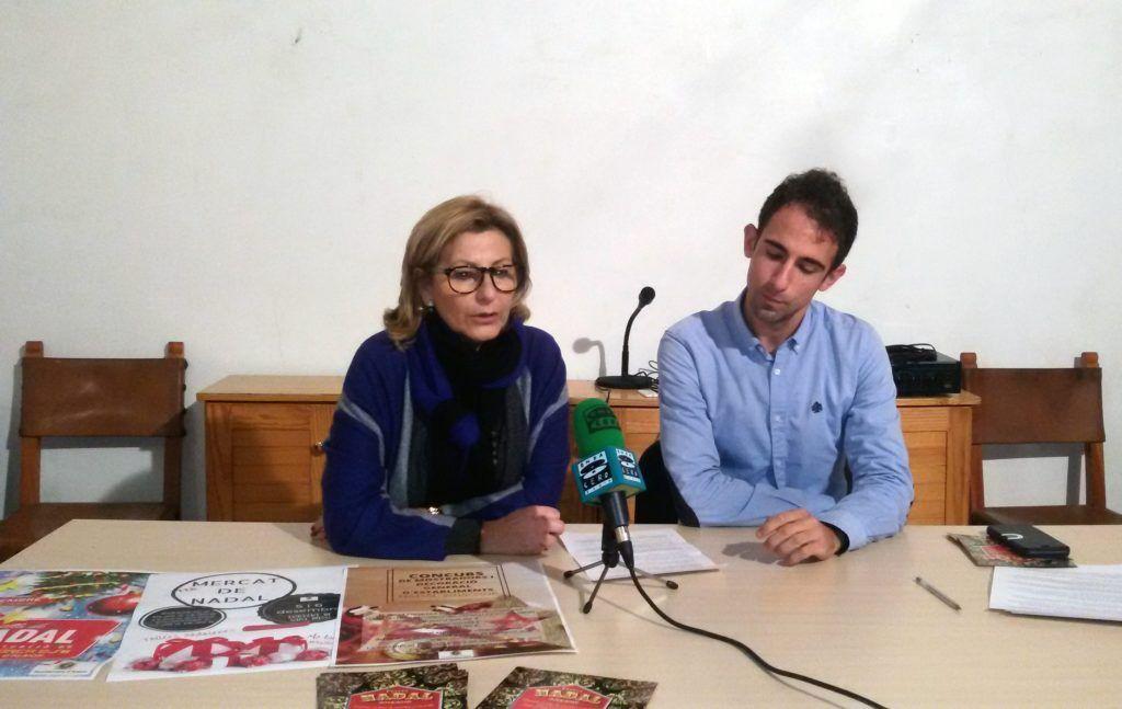 Misericordia Sugrañes y Rafael Quintana