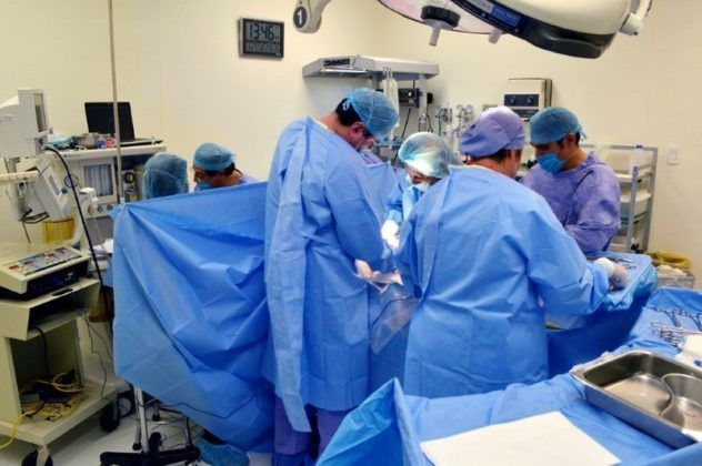 Quirofano Hospital