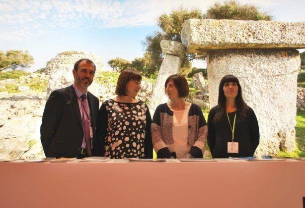 Armengol, Barceló, Salord i Sellarès a FITUR 2016