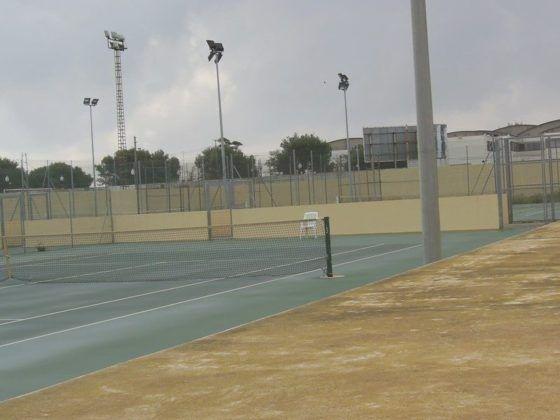 Pistas de tenis de Ciutadella
