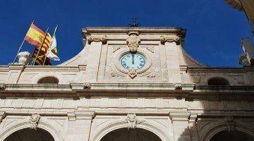 Reloj Ayuntamiento Maó