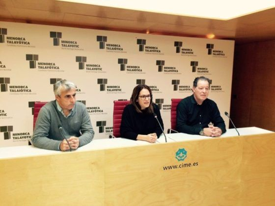 Susana Mora, Antoni Juaneda i Antoni Aguiló
