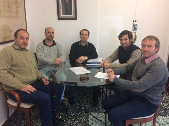Visita médicos Ajunt Es Castell