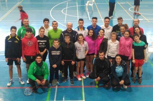 Campeonato Balear de bádminton
