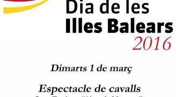Día de les Illes Balears a Es Castell