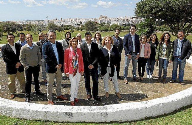 Equipo de gobierno Ayuntamiento Alaior