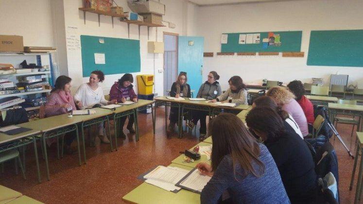 Participantes en el Taller de Parentalidad Positiva