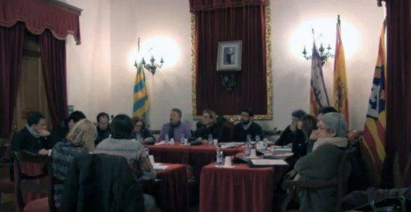 Pleno Ayuntamiento Alaior