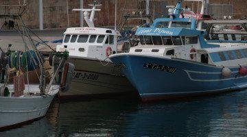 Los barcos de pesca harán paros para reducir capturas