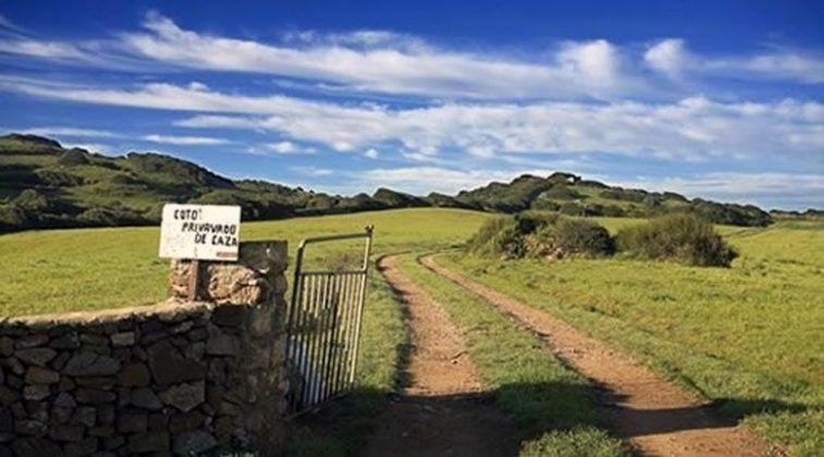 el campo de Menorca