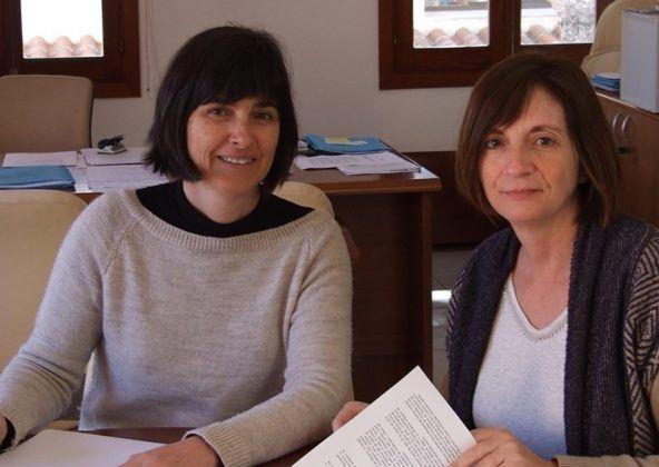 Joana Gomila i Maite Salord