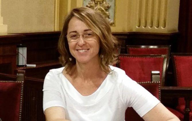 Olga Ballester de Ciudadanos Baleares