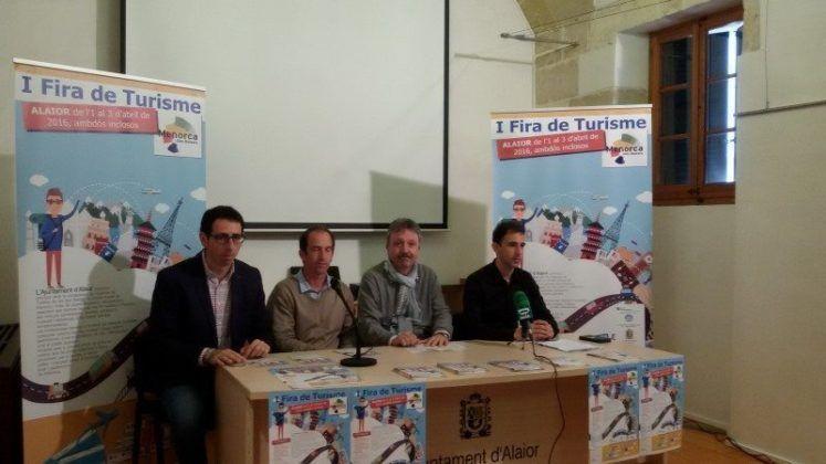 Presentación I Feria de Turismo