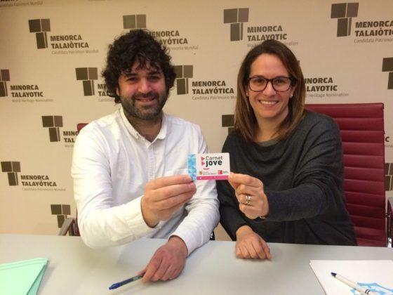 Susana Mora i Joan Ferrà