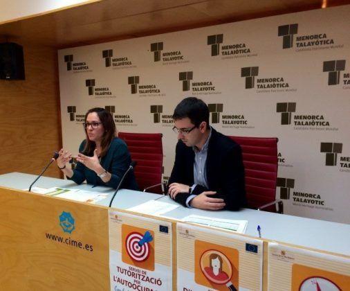 Susana Mora y José Carbonell