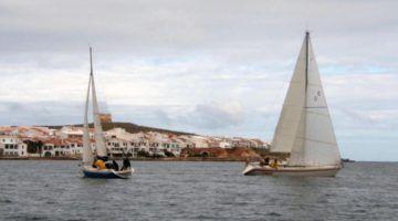 VII Campionat de Menorca de Creuers a Fornells