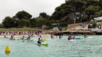 III Copa Balear de Promoción y Kayak de Mar en Mahón