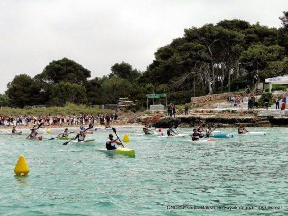 II Copa Balear Kayak de Mar