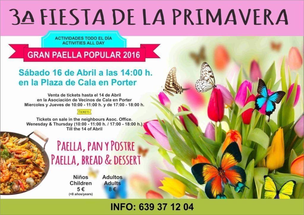 III Fiesta de la Primavera