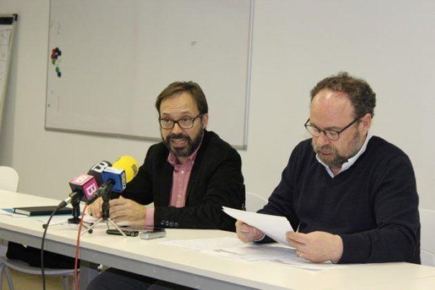 Josep Castells i Damià Borrás