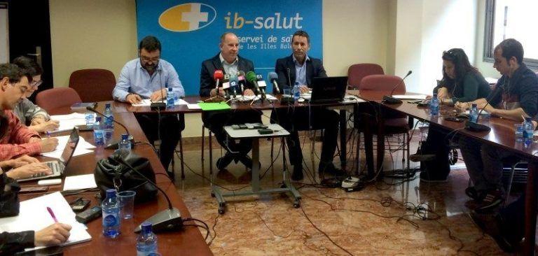 Llistes d'espera hospitals de Balears