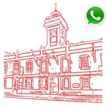 Servicio Whatsapp Ayuntamiento Es Castell